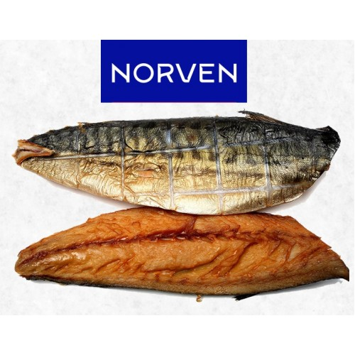 Cold smoked Mackerel 160g Norven online shop Dubai