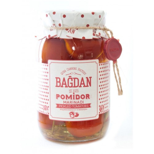 Pickled tomatoes 700g