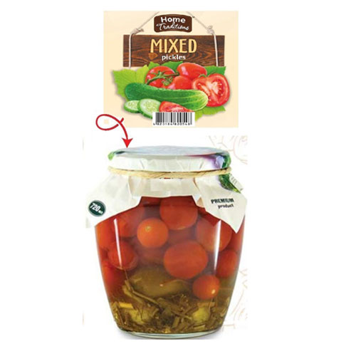 Mixed Pickles Family online shop Dubai