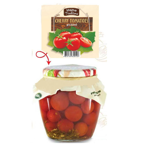 Pickled cherry tomatoes Family online shop Dubai