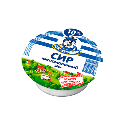 Cottage cheese 10% 300g