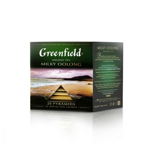 Milky oolong tea tb 1.8g x 20 Greenfield online shop Dubai