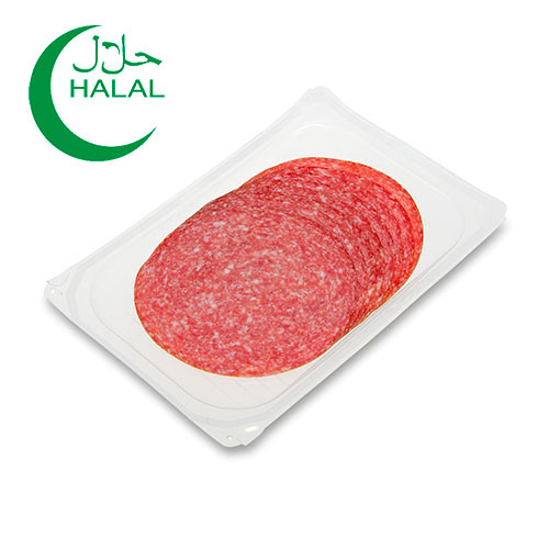 Turkey Salami with Beef in slices 150g Home Traditions online shop Dubai