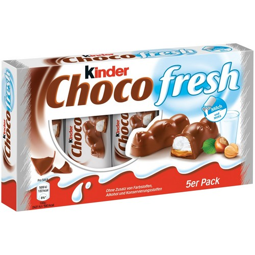Kinder CHOCO fresh 105g Kinder online shop Dubai