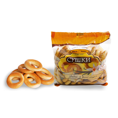 Bagels with vanilla 400g