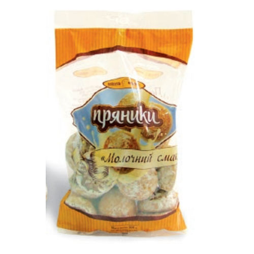Gingerbread 'Milk Taste' 500g Kyiv Bread online shop Dubai