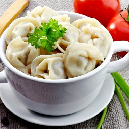 Dumplings Chicken 400g Pelmeni online shop Dubai
