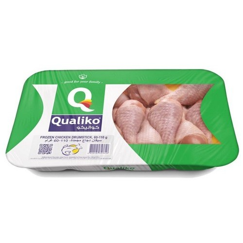 Qualiko Chicken Drumstick frozen HALAL 900g