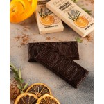 "Organic Vegan Chocolate ""Orange peel"" 47 gr"