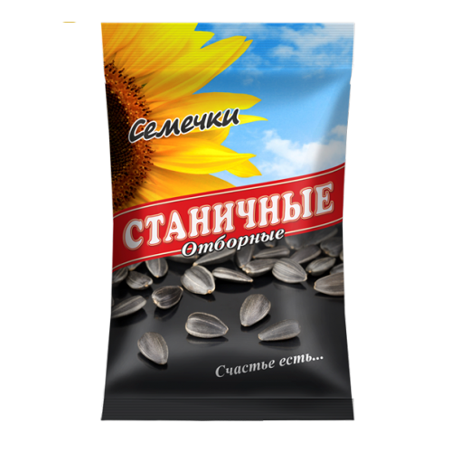 SUNFLOWER SEEDS STANICHNIYE 100g